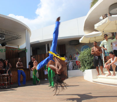 Capoeira show BTS 6