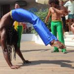 Capoeira show BTS 7