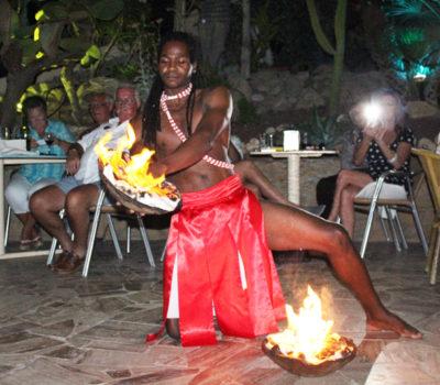 danza del fuego - Brasil Tradicional Show