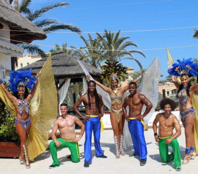 Actuaciones de Brasil Tradicional Show
